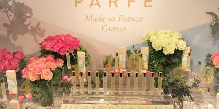 PARFĒの香水