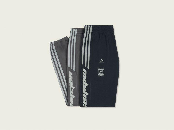 "「adidas + KANYE WEST」のスポーツ×ファッショントレンドを汲んだ""CALABASAS TRACK PANT"""