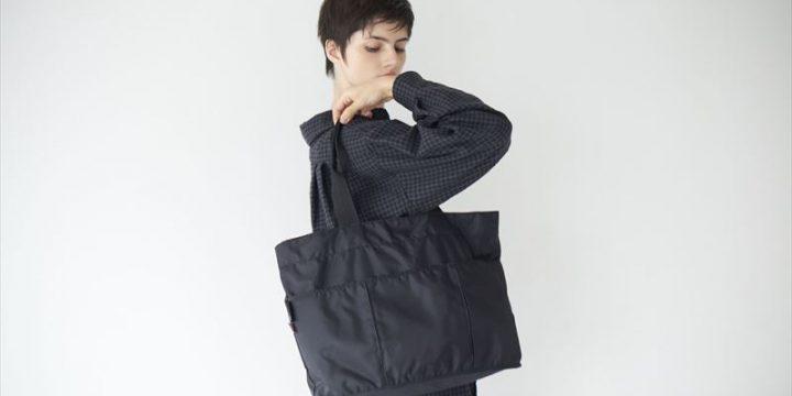 「MELO」の簡単に荷物が出し入れできるトートバッグは本当にオススメ!!