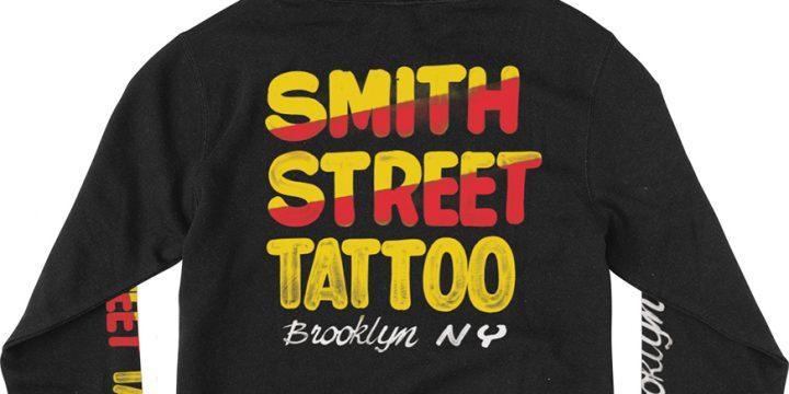 """「RVCA」と""""Smith Street Tattoo Parlor""""との限定コレクションはブルックリンのカルチャーの香りたっぷり!"""
