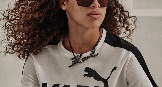 """「PUMA」の""""SUEDE""""50周年記念モデルは、あの""""Karl Lagerfeld""""とコラボ!!"""
