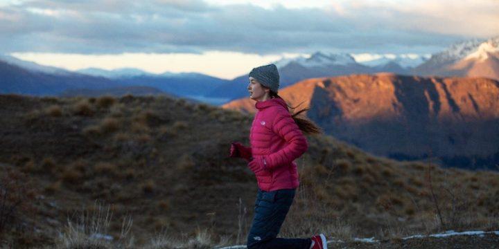 """「THE NORTH FACE」の冬のランニングの走り初めの寒い時の強い味方となってくれる""""THERMOBALL PRO"""""""