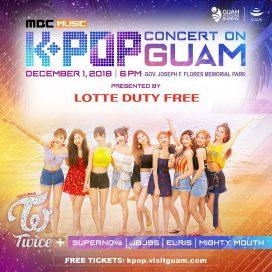K-POP GUAM