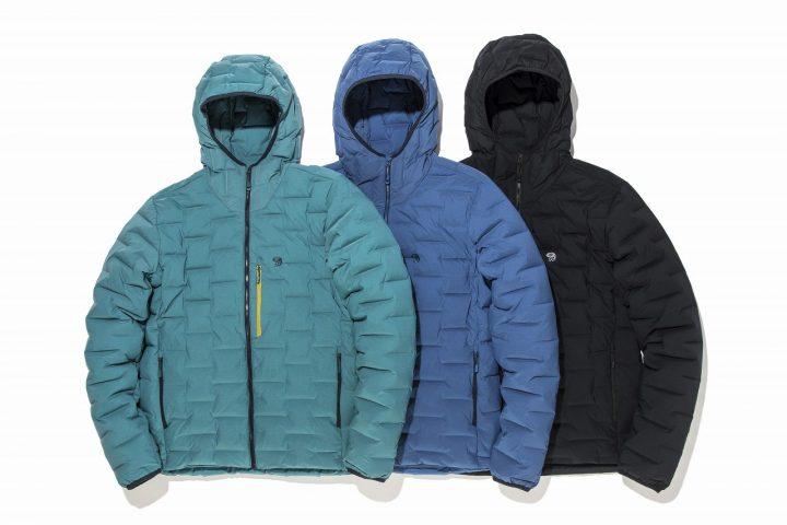 """「マウンテンハードウェア」から動くためのダウンジャケット""""Super/DS StretchDown Hooded Jacket""""が発売"""
