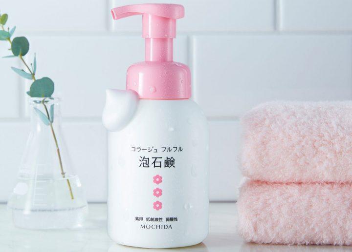 デリケートゾーンのケアには「コラージュフルフル泡石鹸」がおすすめ!