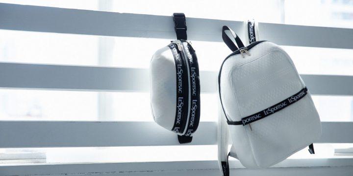 【レスポートサック】シーンを超えてアジャストする3Dメッシュ素材の軽量バッグ