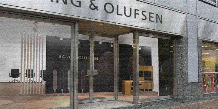 【バング & オルフセン】が名古屋・栄に新店舗をオープン