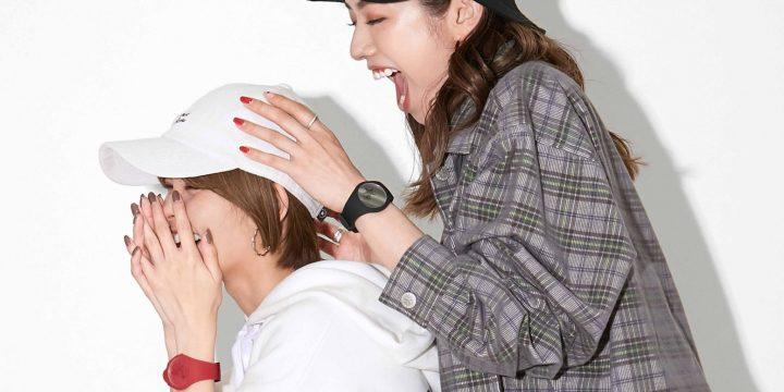 【CONVERSE STARS × ICE-WATCH】コラボウォッチが限定発売