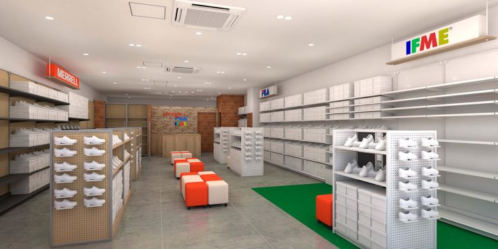 新業態【メレル・フィラ・イフミー 南町田店】がオープン