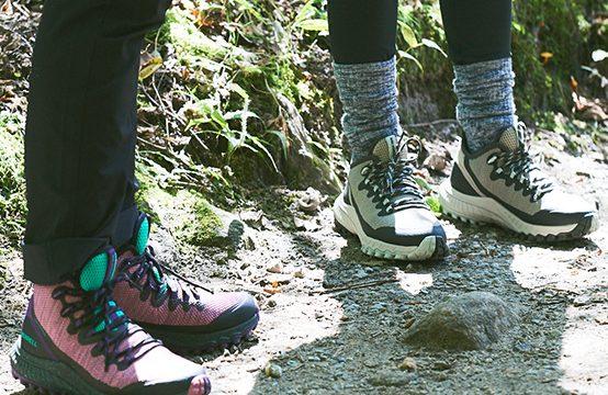 【メレル】機能もスタイルも両立!女性のためのハイキングシューズを発表