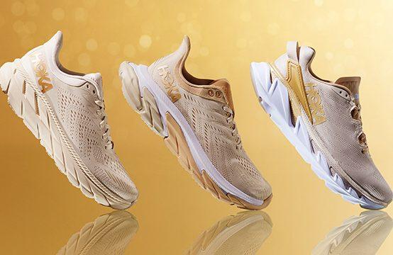 【ホカ オネオネ】人気モデルがゴールドに!「GOLD PACK」をリリース