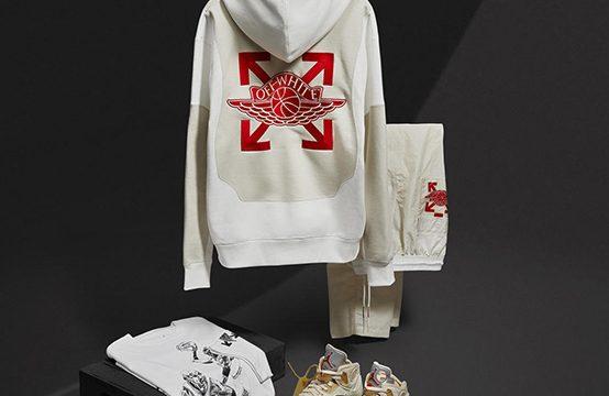 最新【JORDAN ブランド】×OFF-WHITEコレクションが登場