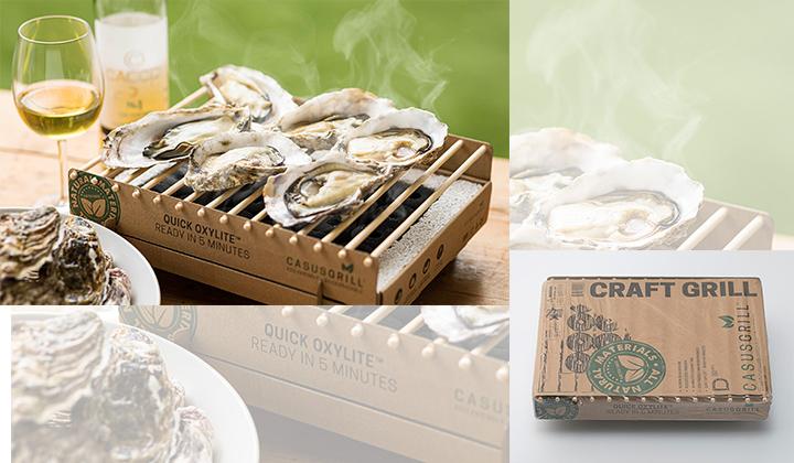 牡蠣 クラフトグリル