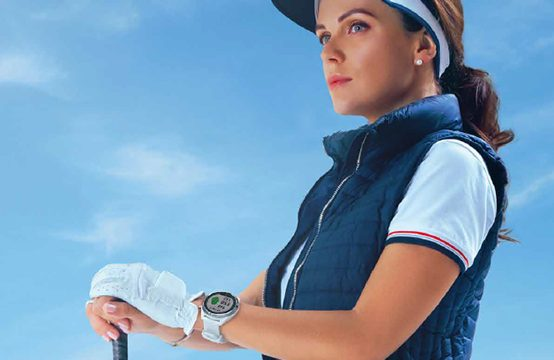 【GARMIN】ファッション性と機能性を両立したGPSゴルフウォッチが登場