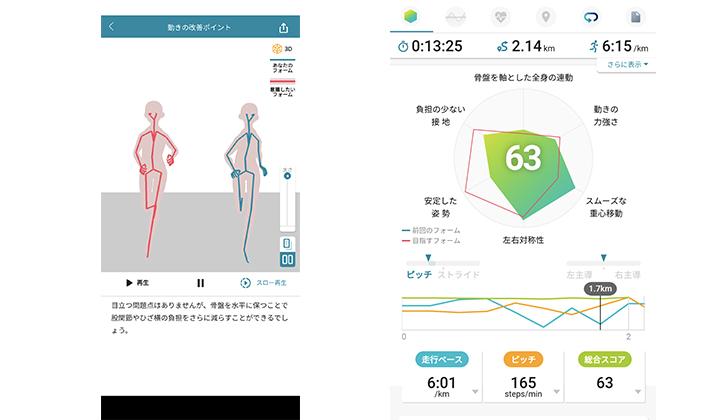 カシオ ランニングアプリ