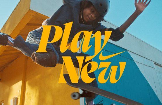 【ナイキ】Playの意義を讃える最新キャンペーン「Play New」がスタート