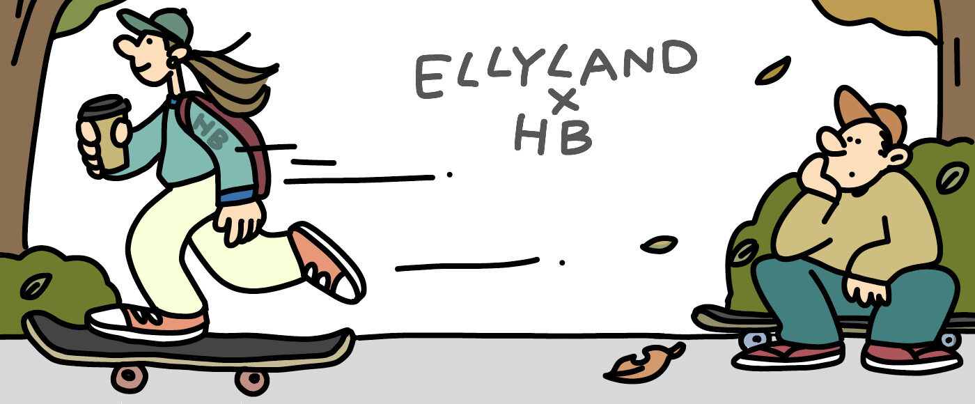 ELLYLAND × HB 特集ページ